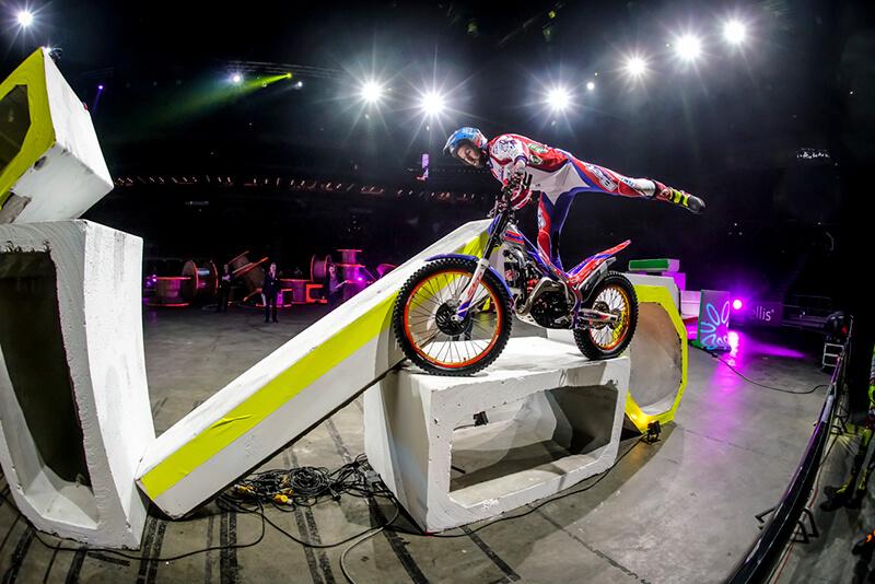 X-trial World Championship Budapest 2018 - Dabill