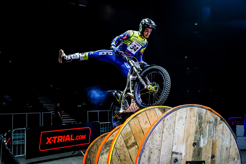 X-trial World Championship Budapest 2018 - Gelabert