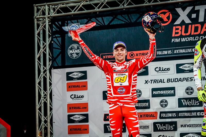 X-trial World Championship Budapest 2018