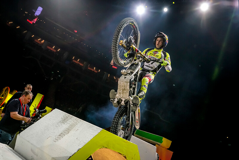 X-trial World Championship Budapest 2018 - Raga